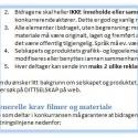 Konkurranseregler - videoproduksjonskonkurranse (språk: norsk)